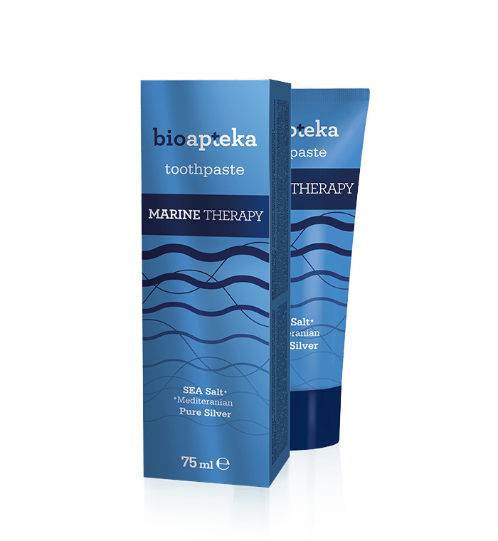 Bioapteka Marine Therapy toothpaste, 75 ml